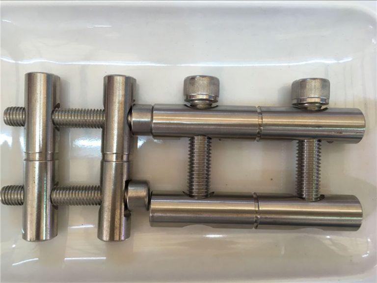 ansi 316ti / gl 1.4571, 317l / es 1.4438 serie de bielas de aceiro inoxidable