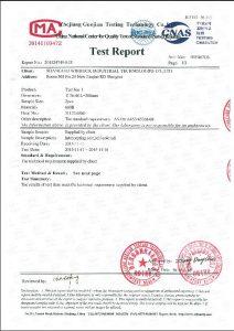 Certificado para A453 660B
