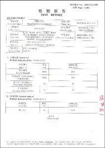 Certificado para S32750