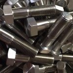 aleación de níquel 600 en 2.4816 parafusos de roda de provedor din931chinese provedor