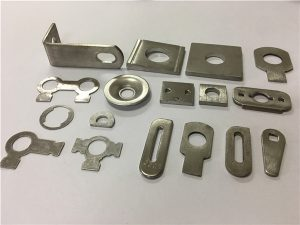 NO.58-A2-70 Pezas de estampado de aceiro inoxidable SS304 SS304
