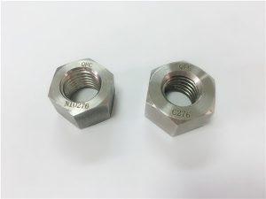 Nº108-As tuecas de aleación especiais do fabricante para as tuecas hastelloy C276