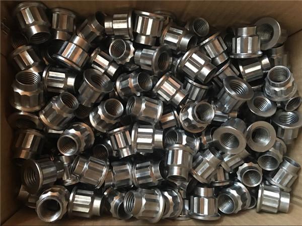 Lavadoras de alta presión de aceiro inoxidable din125