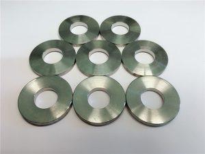 Arandela de bloqueo de arandela de aceiro inoxidable nº 20-DIN6796