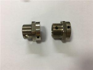 N.º 37: Tapón de aceiro inoxidable (cabeza de hexágono) 304 (304L), 316 (316L)