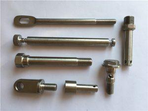 N.º 42 Fixacións de fixación inoxidable de fixación CNC Fixacións metálicas de torneado