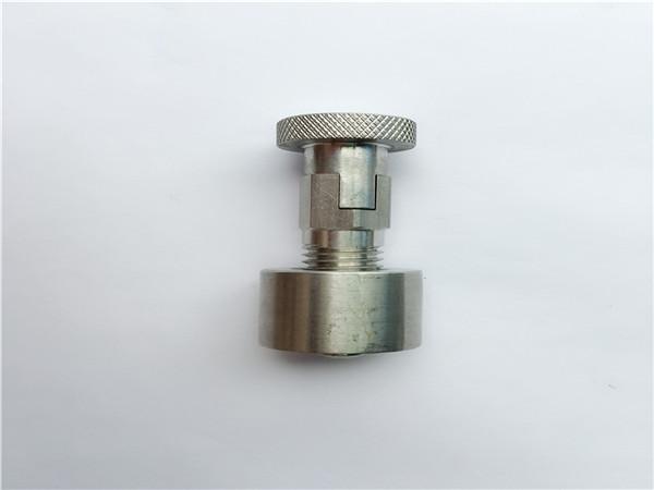 parafuso ss304, 316l, 317l, ss410 con tuerca redonda, fixadores non estándar