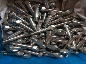 Vendas de fixación automotrices de aceiro non estándar do OEM