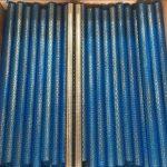 Fijaxe de aceiro inoxidable s32760 (zeron100, en1.4501) canón de rosca completamente)