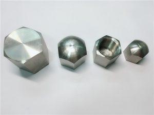 Vendas en quente deseño de encargo de boa calidade personalizado bo fixador m30 de fabricación de porcas hexagonal de longo hexagonal