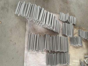 inconel 718 625 600 601 parafuso de rosca hexagonal e fixador de porcas M6 M120