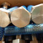 Parafusos mecánicos de gran subministración, parafuso e tuerca de alto hexagonal